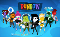 Free Runbow Wallpaper