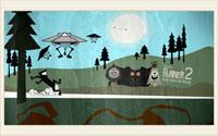 Free Bit.Trip Presents Runner 2: Future Legend of Rhythm Alien Wallpaper
