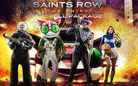 Free Saints Row: The Third Wallpaper