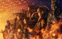 Free Samurai Warriors 4 Wallpaper