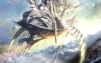 Free Saviors of Sapphire Wings Wallpaper