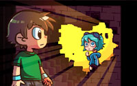 Free Scott Pilgrim vs. the World: The Game Wallpaper