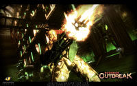 Free Scourge: Outbreak Wallpaper