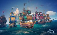 Free Sea of Thieves Wallpaper