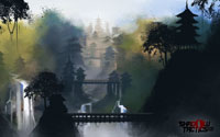 Free Shadow Tactics: Blades of the Shogun Wallpaper