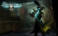 Free Shadowrun Returns Wallpaper