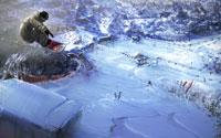 Free Shaun White Snowboarding Wallpaper