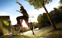 Free Skate 2 Wallpaper