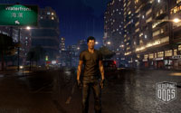 Free Sleeping Dogs Wallpaper