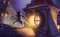 Free Sly Cooper: Thieves in Time Wallpaper