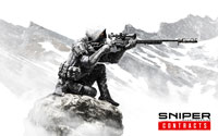 Free Sniper Ghost Warrior Contracts Wallpaper