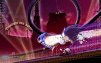 Free Sonic CD Wallpaper