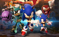 Free Sonic Forces Wallpaper