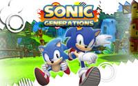 Free Sonic Generations Wallpaper