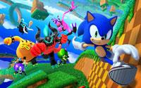 Free Sonic Lost World Wallpaper