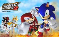 Free Sonic Rivals 2 Wallpaper