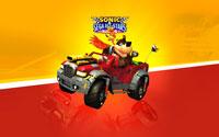Free Sonic & Sega All-Stars Racing Wallpaper