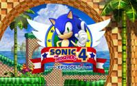 Free Sonic the Hedgehog 4: Episode I Wallpaper