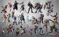 Free Soulcalibur V Wallpaper