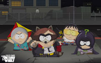 Free South Park: The Fractured but Whole Wallpaper