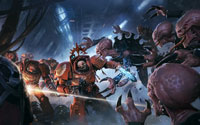 Free Space Hulk: Tactics Wallpaper
