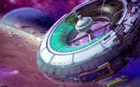 Free Spacebase Startopia Wallpaper