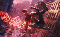 Free Spider-Man: Miles Morales Wallpaper