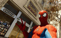 Free Spider-Man Wallpaper