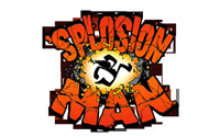Free Splosion Man Wallpaper