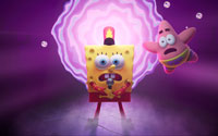 Free SpongeBob SquarePants: The Cosmic Shake Wallpaper
