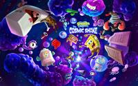 SpongeBob SquarePants: The Cosmic Shake Wallpaper
