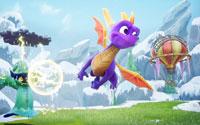 Free Spyro the Dragon Wallpaper