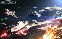 Free Star Wars: Battlefront II Wallpaper
