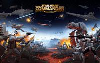 Free Star Wars: Commander Wallpaper