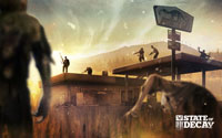 Free State of Decay Wallpaper