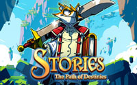 Free Stories: The Path of Destinies Wallpaper