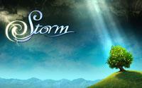 Free Storm Wallpaper