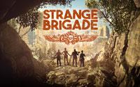 Free Strange Brigade Wallpaper
