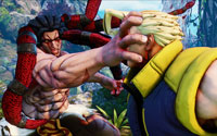Free Street Fighter V Wallpaper