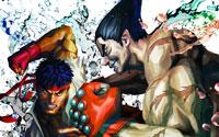 Free Street Fighter X Tekken Wallpaper