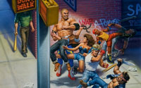 Free Streets of Rage 2 Wallpaper