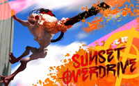 Free Sunset Overdrive Wallpaper