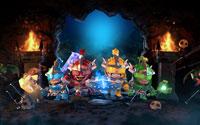 Free Super Dungeon Bros Wallpaper
