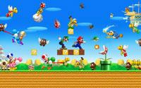 Free Super Mario 3D Land Wallpaper