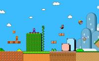 Free Super Mario Bros. Wallpaper