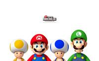 Free New Super Mario Bros. U Wallpaper