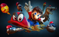 Free Super Mario Odyssey Wallpaper