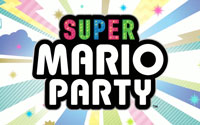 Free Super Mario Party Wallpaper