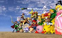 Free Super Smash Bros. Wallpaper