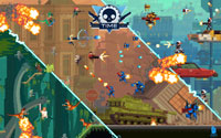 Free Super Time Force Wallpaper